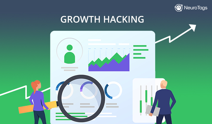 Data is vital for growth hacking