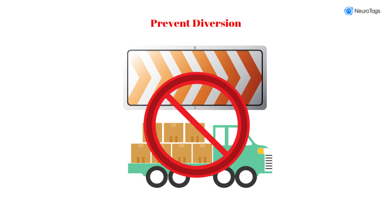 prevent diversion with product serialization