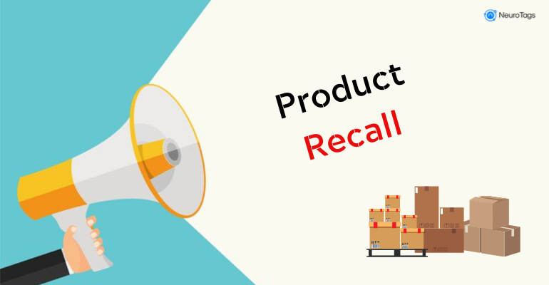 efficient product recall with product serialization