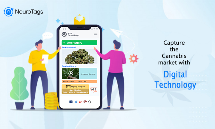 Capture the Cannabis Market with Digital Loyalty Solutions
